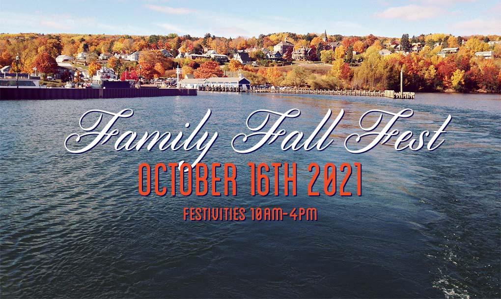 Family Fall Fest on Madeline Island